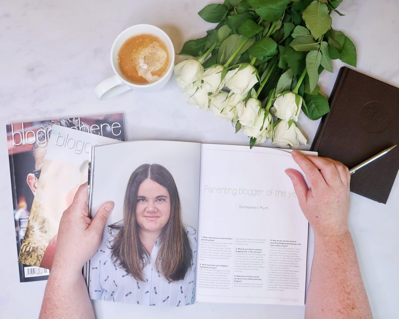 Someone's Mum, Danielle Duggins - In Blogosphere Magazine