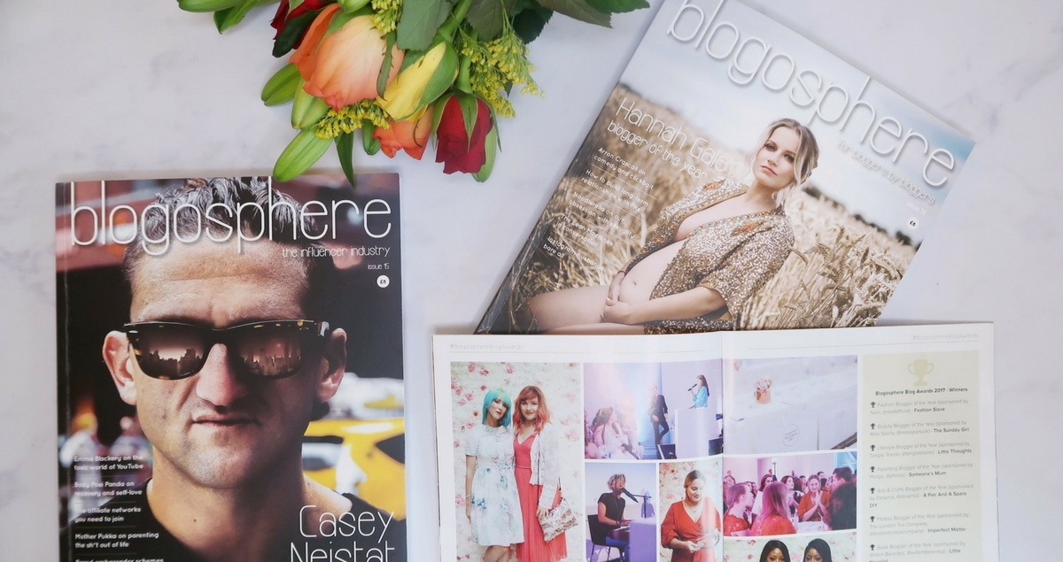 Blogosphere Magazine: The Ultimate Blogging Companion