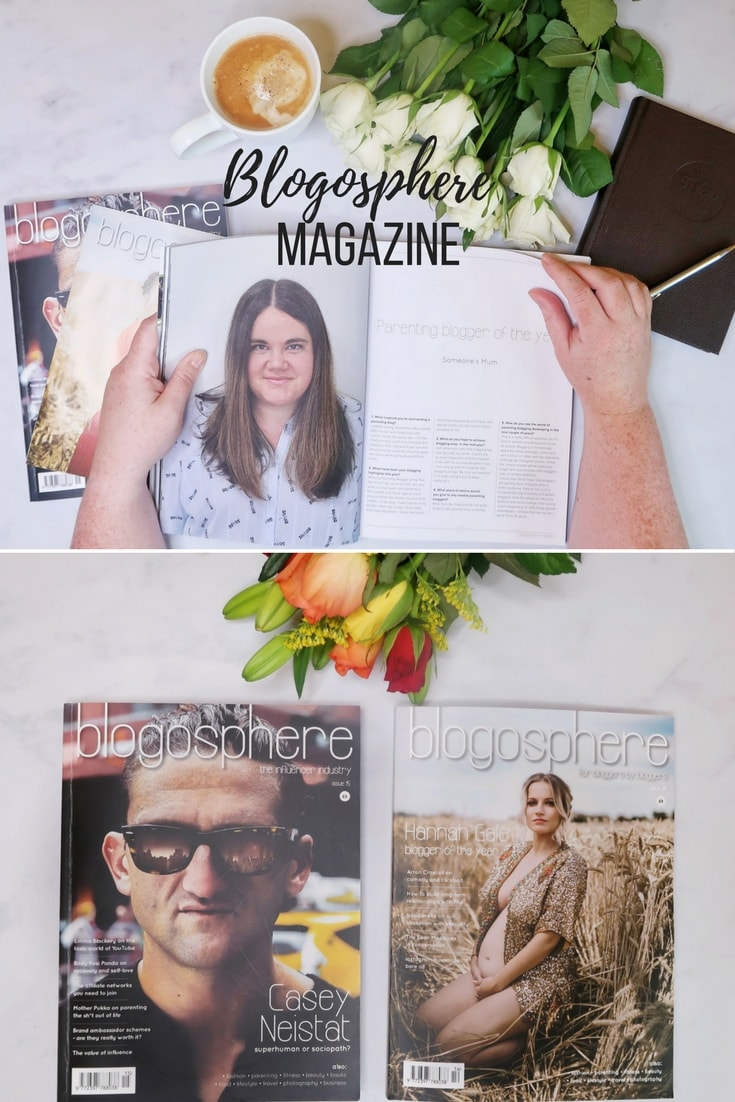 Blogosphere Magazine - the ultimate blogging companion. With tips, how-tos, interviews and more.