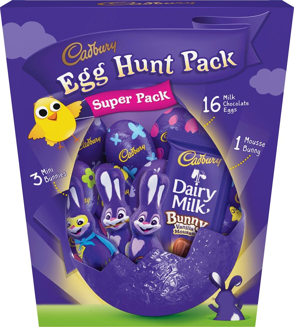 Cadbury's Egg Hunt Pack