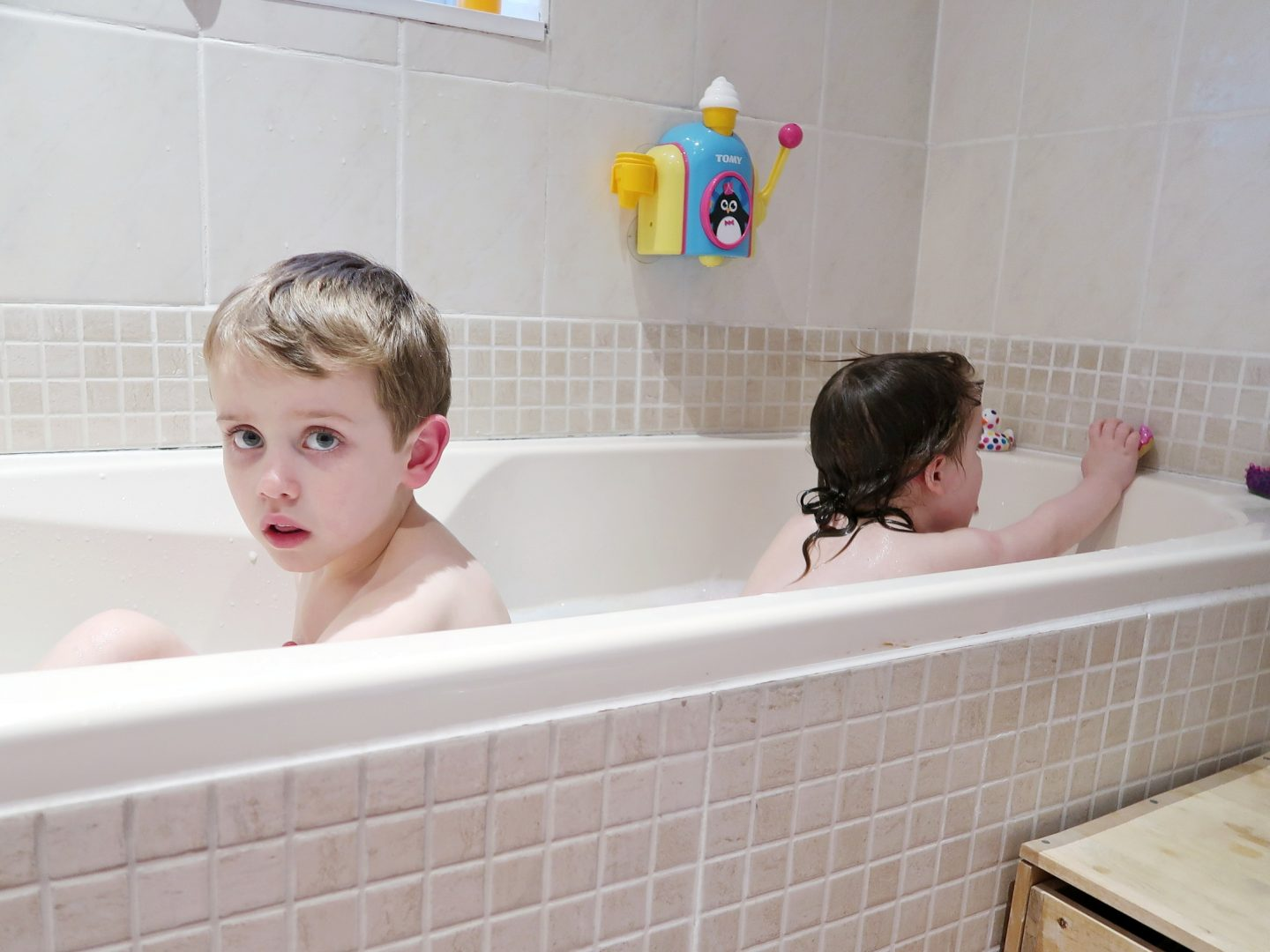 Bathtime - bath, book, bed with booktrust
