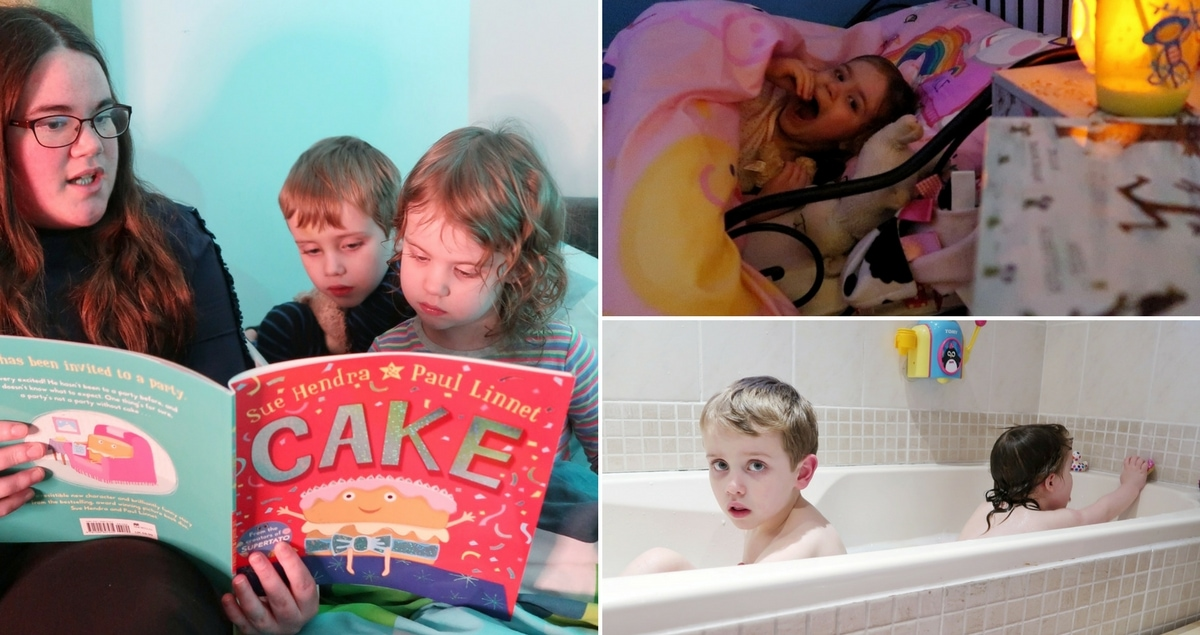 Bath, Book, Bed with Book Trust – Win a Peppa Pig Goodie Bag!