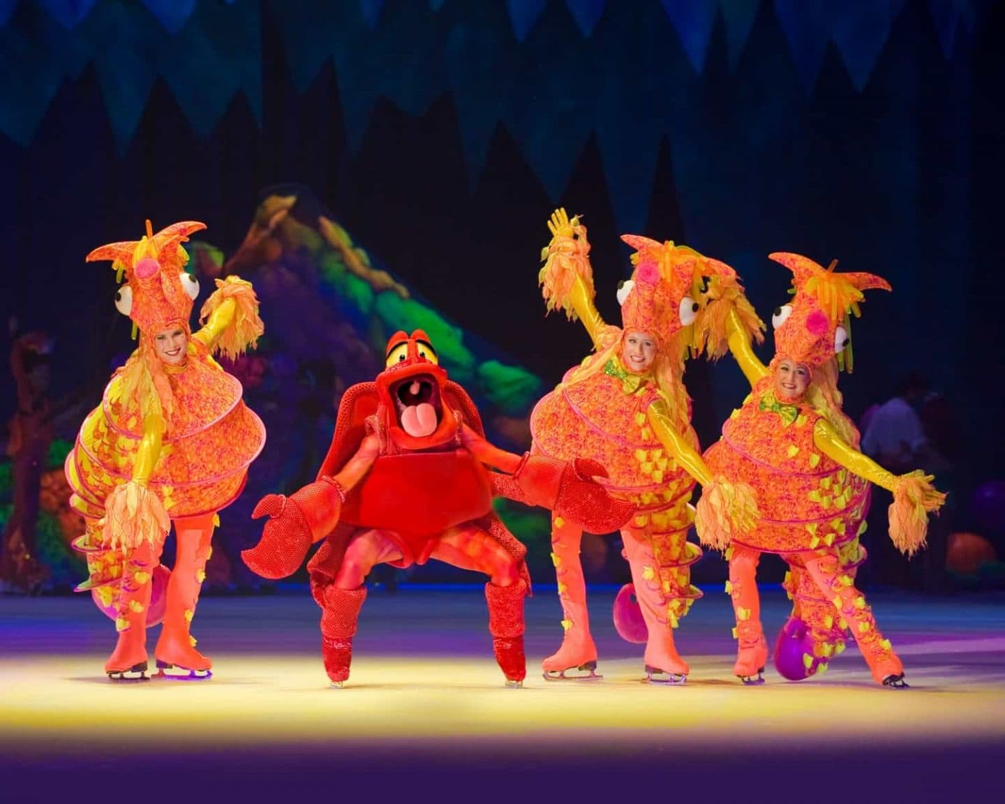 Under the Sea from Disney on Ice