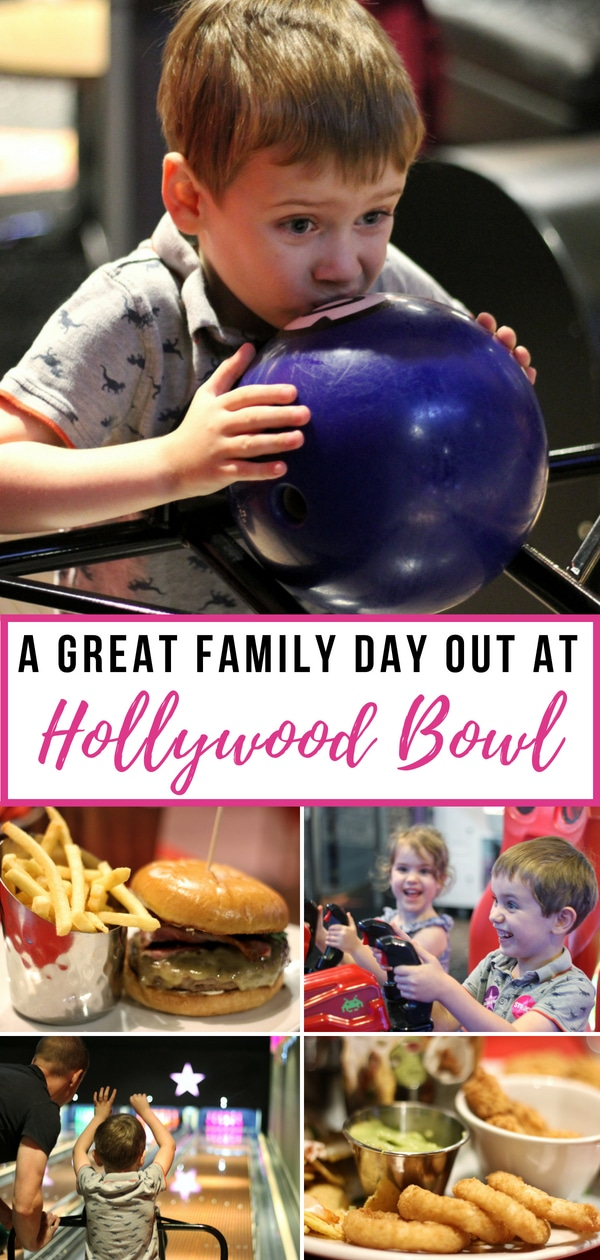 A great family day out at Hollywood Bowl