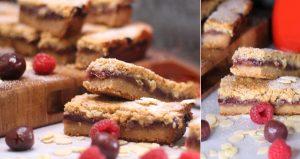 Bakewell Streusel recipe