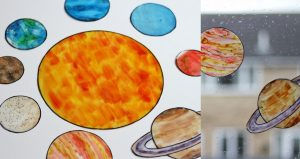 Solar-System Sun Catchers Feature
