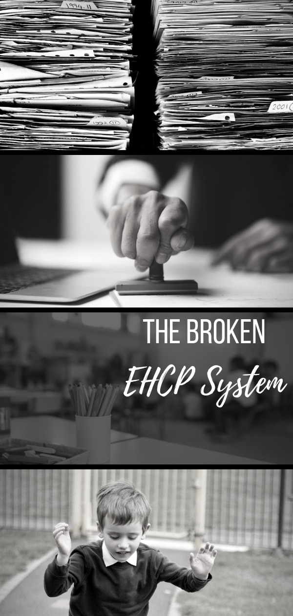 When Schools are Punished for Succeeding - the Broken EHCP System pin