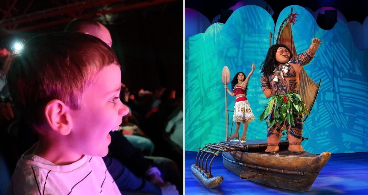 Disney On Ice Dream Big – with Moana!