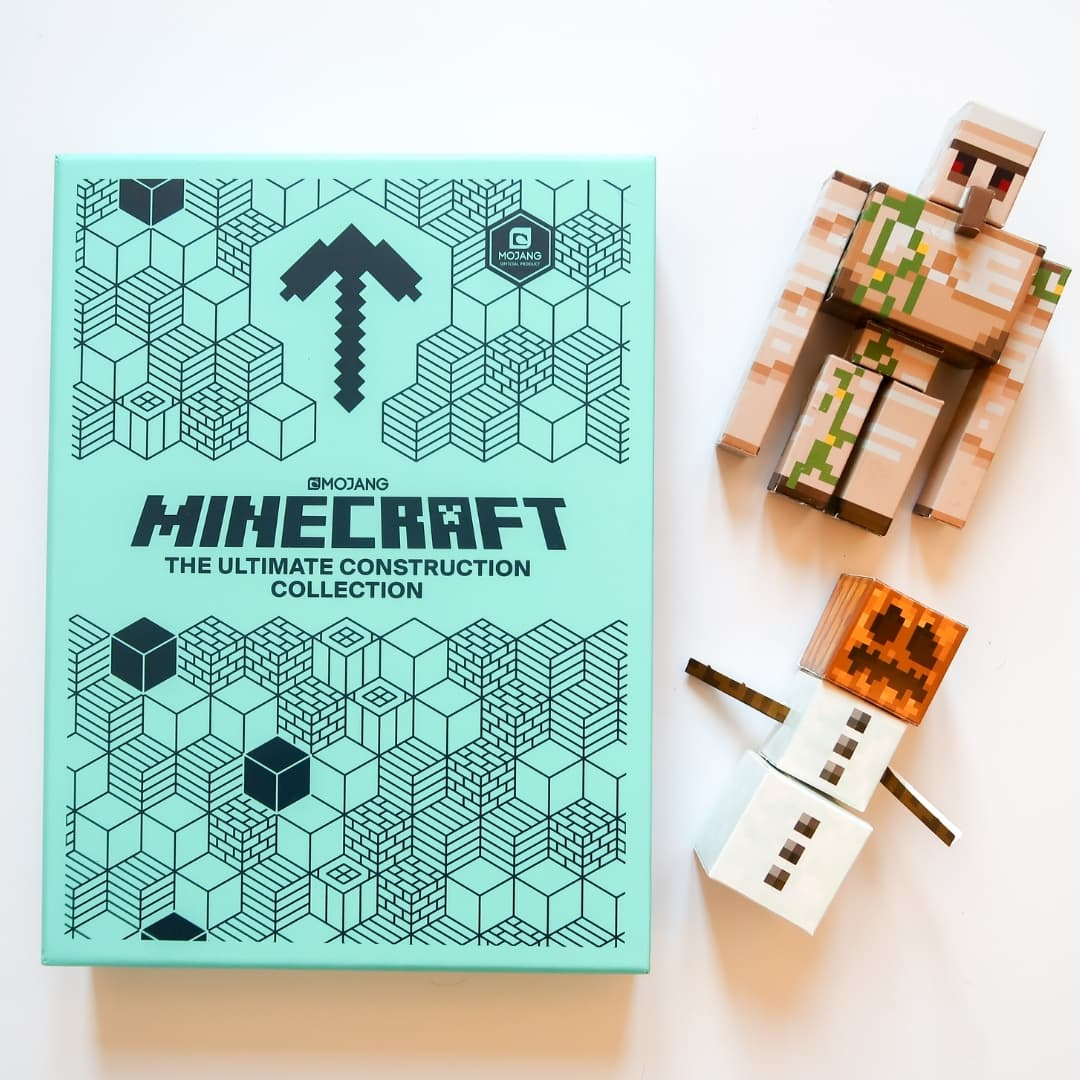 Minecraft Gifts - gift box