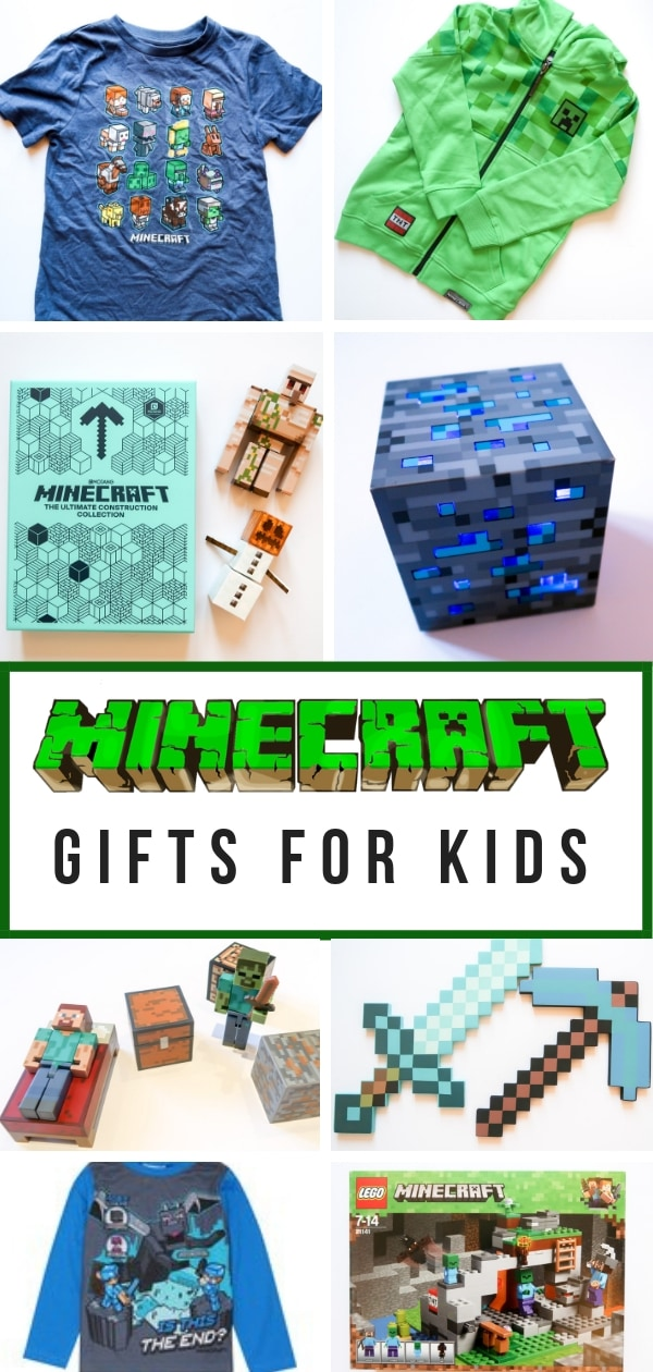 Minecraft Gifts for Kids Pin