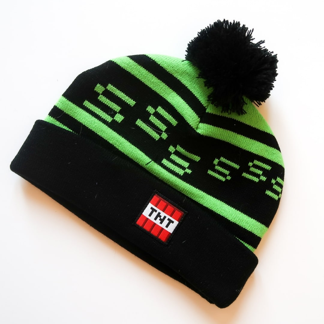 Minecraft gifts - hat