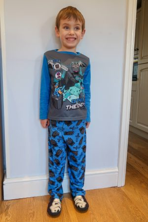 Minecraft Gifts - Biggest in pyjamas