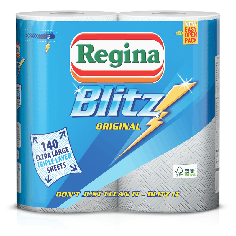 Regina Blitz double pack