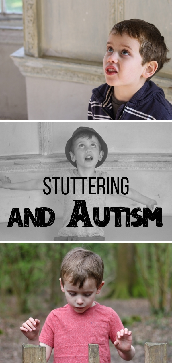 Stuttering and Autism Pin