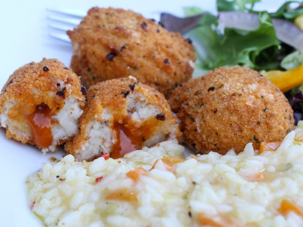 Close-up-of-cod-croquettes